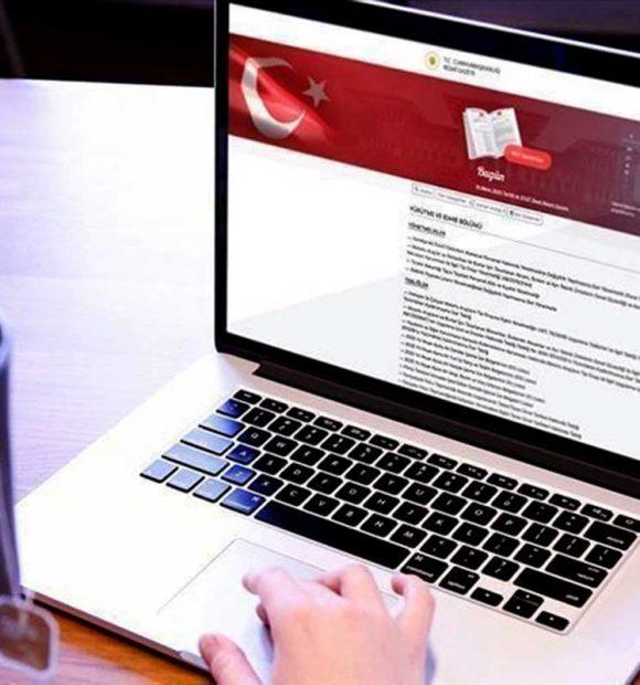 Coğrafi bilgi sistemlerinin verilerine e-Devlet'ten ulaşılabilecek