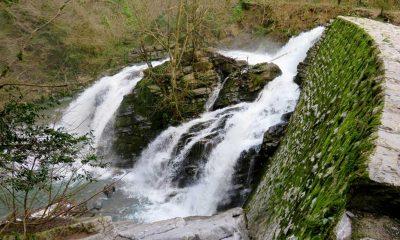 Osmanlı'dan kalma maden alanı doğal güzelliğe dönüştü