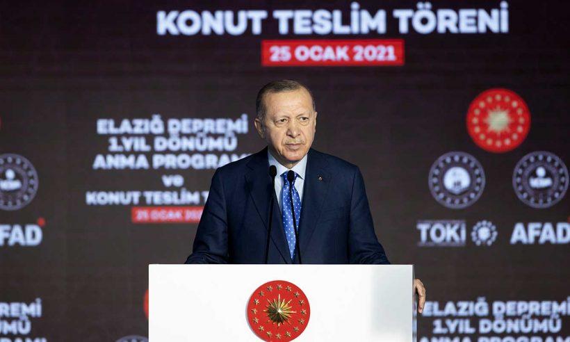 """""""Son 8-9 yılda 1,5 milyon konutun dönüşümünü tamamladık"""""""