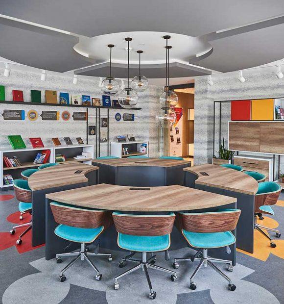 EDDA Architecture imzalı ofise tasarım ödülü