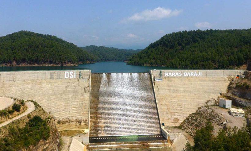Turizm kenti barajlar şehri oldu: 18 yılda 20 baraj
