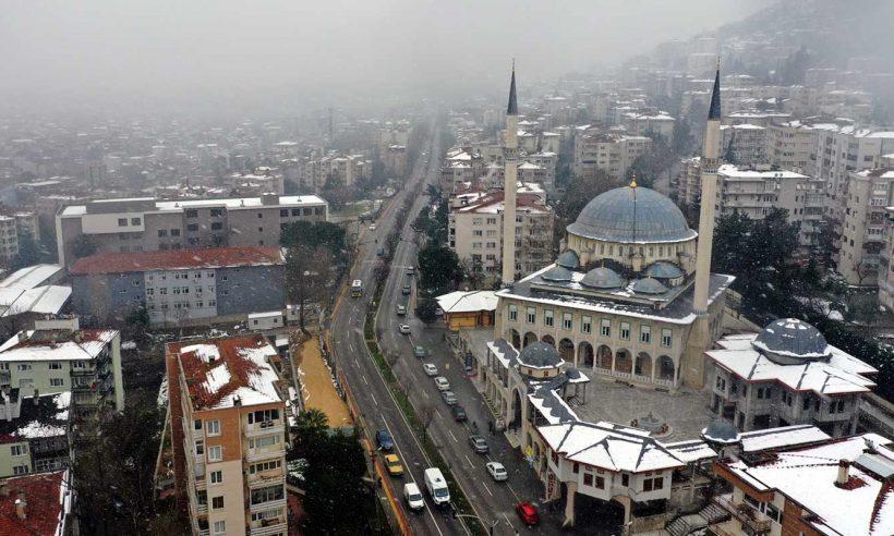 Türkiye'nin ilk 'iklim sokağı'