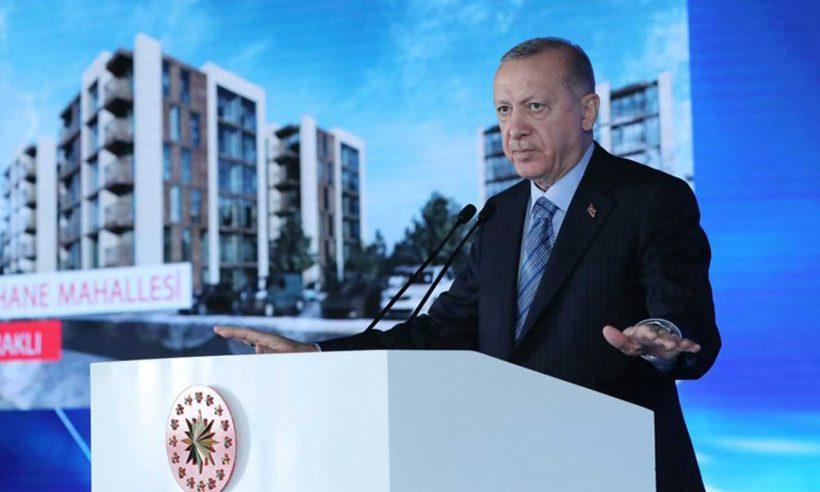 """""""TOKİ tarafından 1 milyon konutun üretimini gerçekleştirdik"""""""