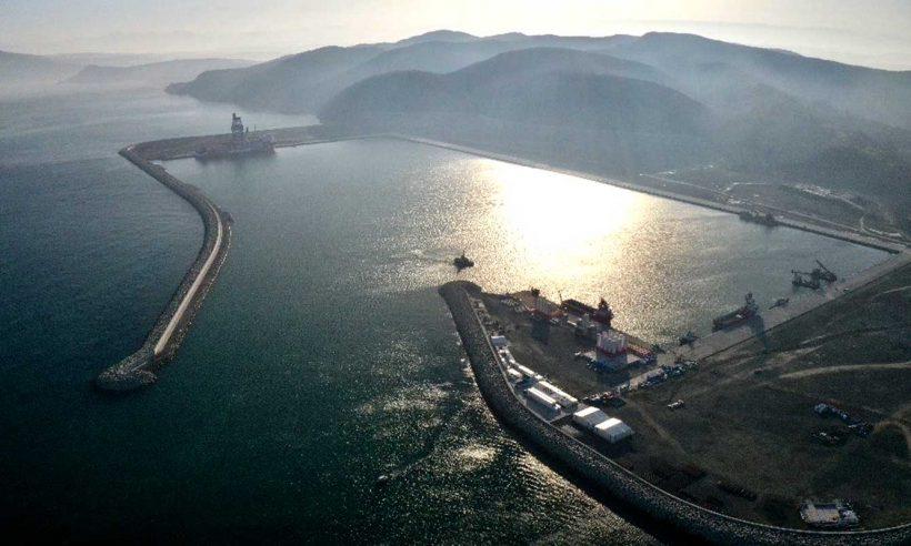 """""""Filyos Limanı dev bir lojistik merkez projesidir"""""""