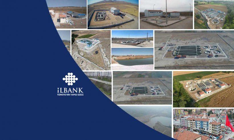 İLBANK üç yılda 3 bin 169 projeyi hizmete sundu