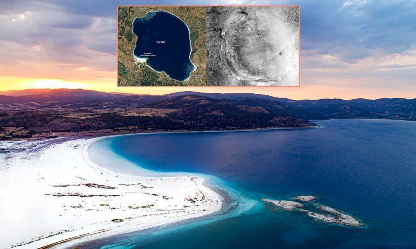Bakan Kurum: Salda Gölü bilim dünyasına da ışık tutacak