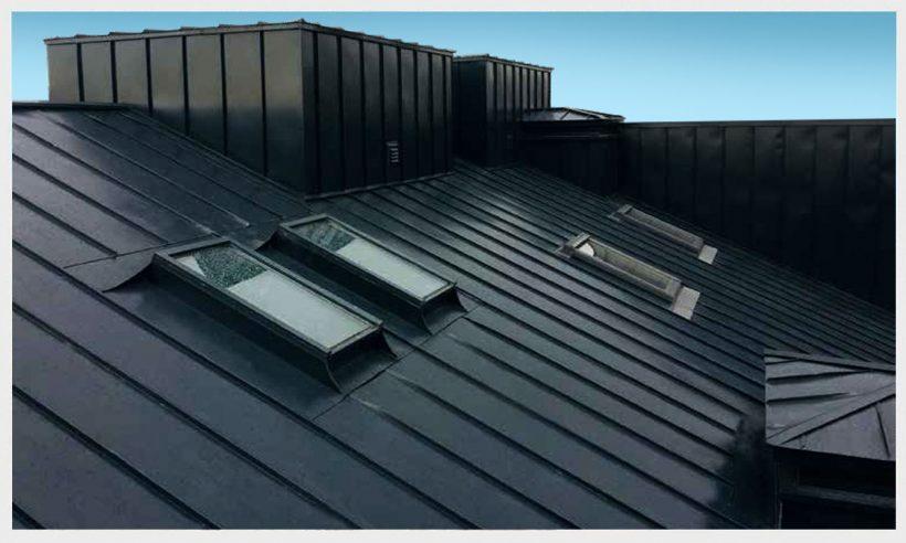 Hafif ve konforlu: Alüminyum çatı