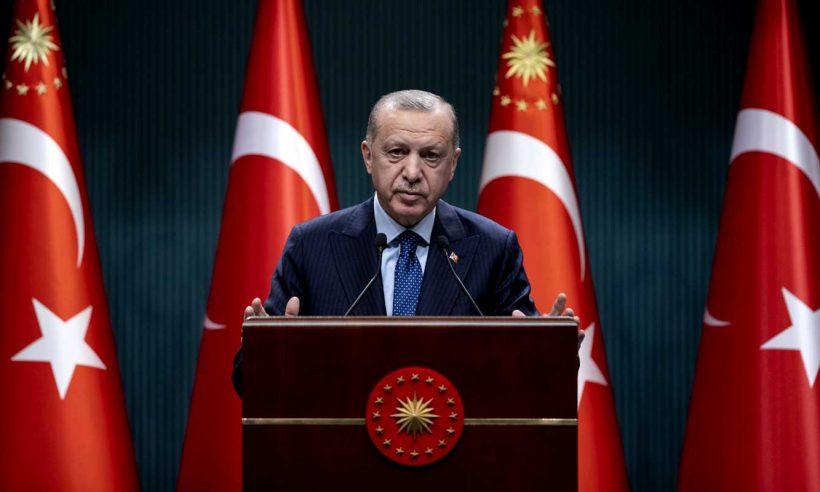 Cumhurbaşkanı Erdoğan'dan 3 il için 'afet bölgesi' açıklaması