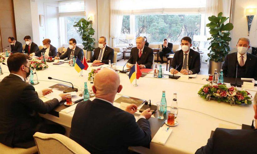 TOKİ, Kırım Tatarları için Ukrayna'da 500 konut inşa edecek