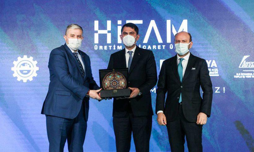 Bakan Kurum: Cumhuriyet tarihinin en büyük atılımlarını yaptık