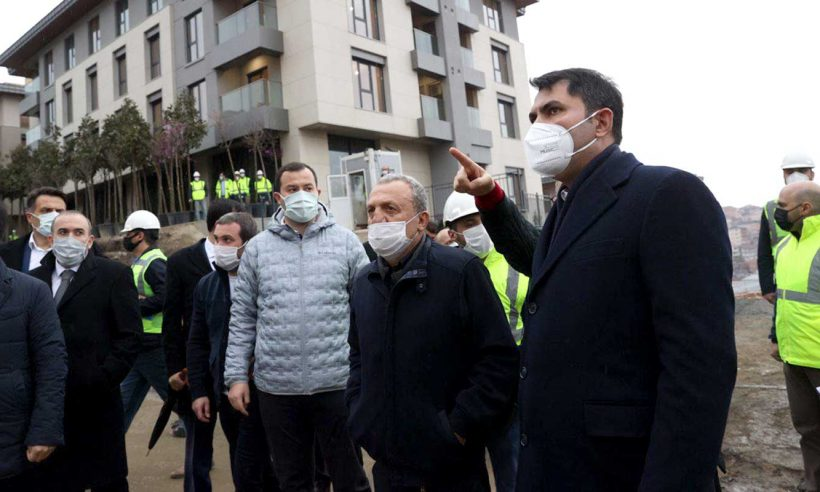"""""""İstanbul'un en büyük dönüşüm projelerinden birini başlatıyoruz"""""""