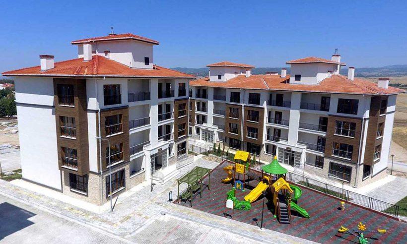 TOKİ yaptığı yatırımlarla Denizli'nin çehresini değiştiriyor