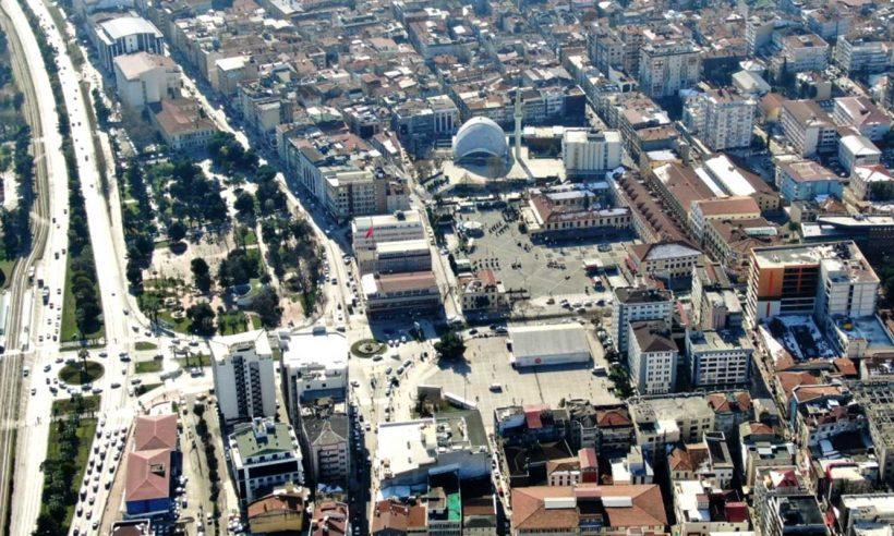 Samsun ve Bitlis'te iki bölge kentsel dönüşüm alanı ilan edildi