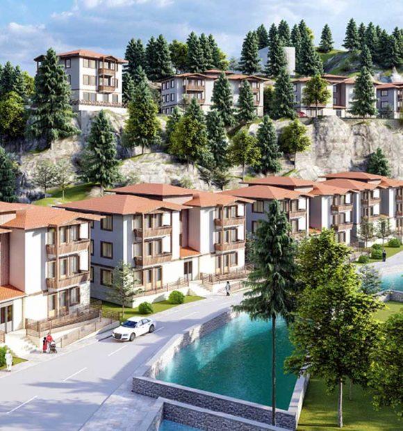 TOKİ, Artvin'in Dereiçi köyü için projelerini hazırladı