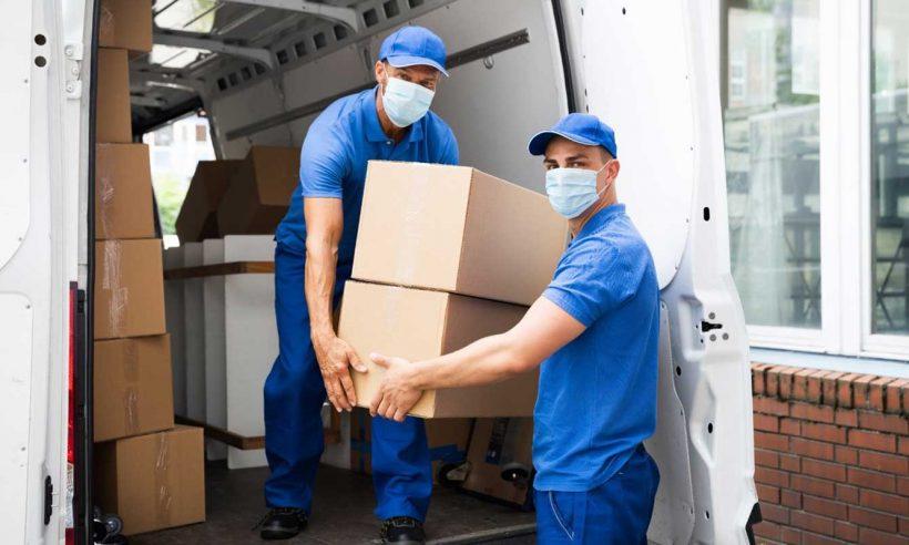 Ofisler eve taşındı, eşya taşımacılığı arttı