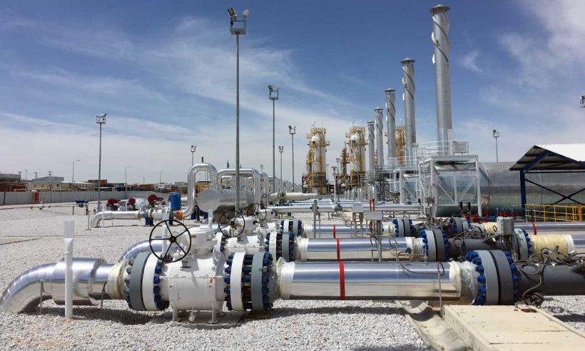 Nüfusu 10 binin üzerindeki ilçelere doğal gaz müjdesi