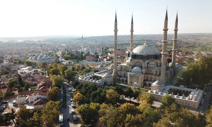 Selimiye'de restorasyon hazırlığı