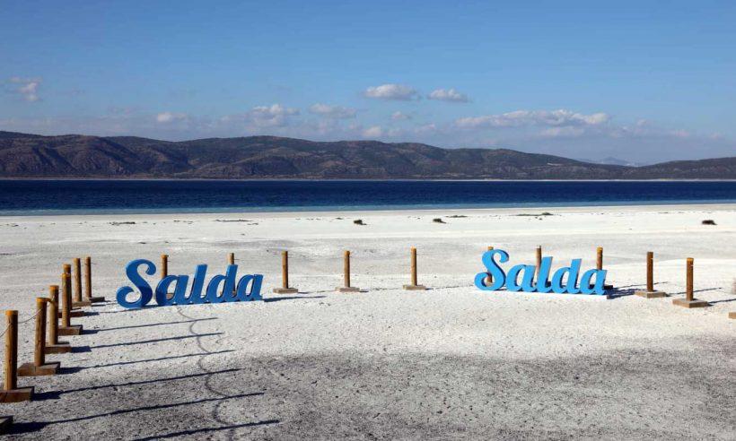İLBANK'tan Salda Gölü için yatırım