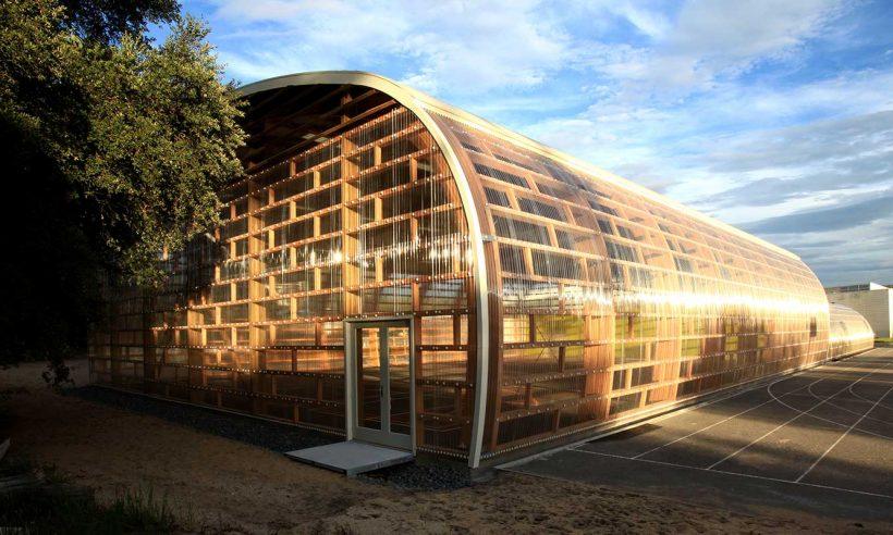Çatılar için şeffaf kaplama sistemleri