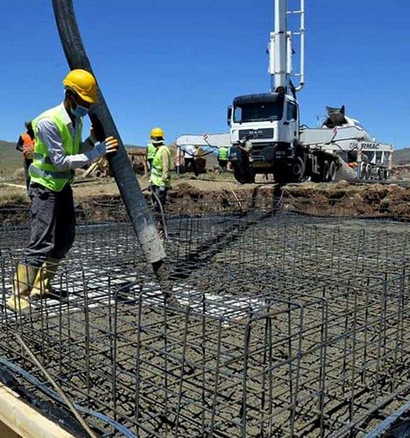 Ücretli çalışan sayısı inşaat sektöründe yüzde 12,5 arttı