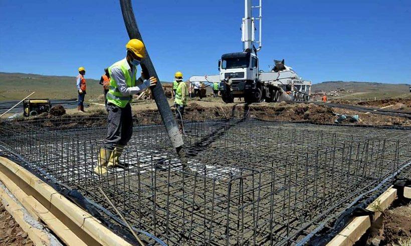 Güven endeksi inşaat sektöründe yüzde 7,1 yükseldi