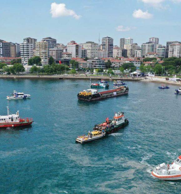 Marmara Denizi'nin tamamı 'Koruma Alanı' ilan edilecek