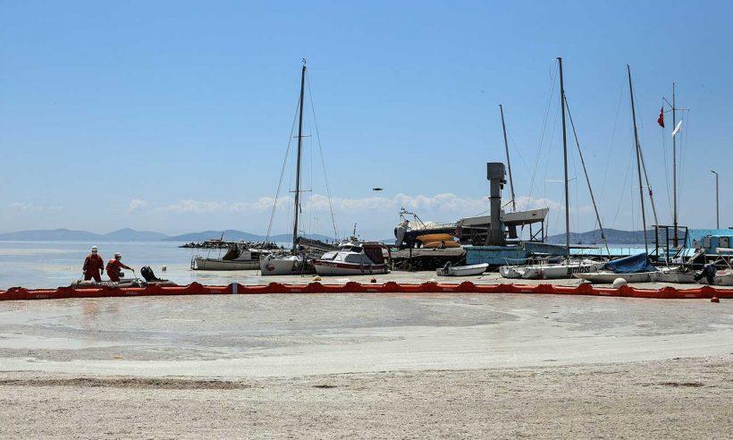 'Marmara Denizi Eylem Planı'nın uygulanmasına ilişkin genelge yayımladı