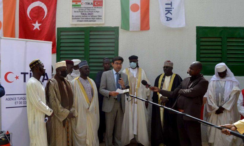 Nijer'in en eski camisi yenilendi