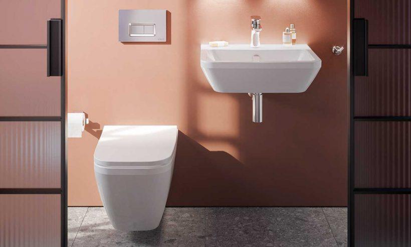 Banyolar için hijyenik yenilikler