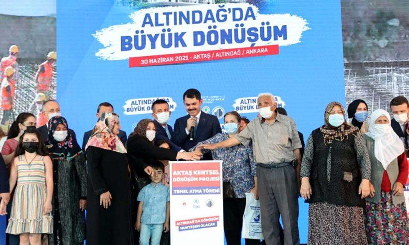 """""""Altındağ'ın Büyük Dönüşümü"""" devam ediyor"""