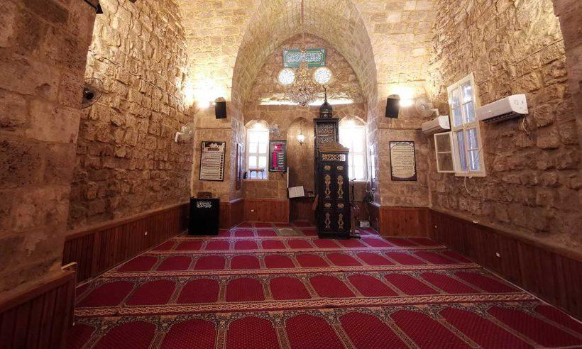 Osmanlı mirası camii restore edildi