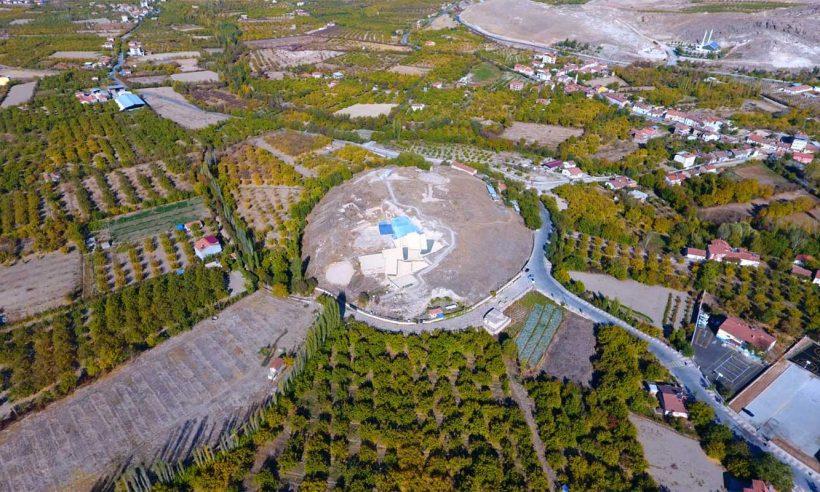 Arslantepe UNESCO listesinde