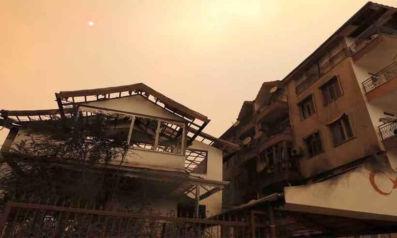 Manavgat'taki 5 mahallede hasar tespit çalışmaları tamamlandı