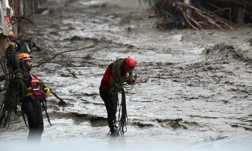 Sel nedeniyle Kastamonu'da 32, Sinop'ta 6 kişi hayatını kaybetti