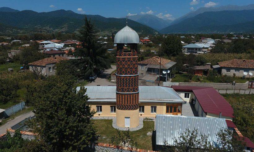 TİKA, 120 yıllık camiyi restore etti