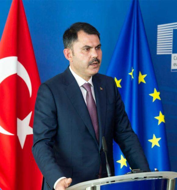Bakan Kurum, Türkiye'nin iklim politikalarını anlatacak