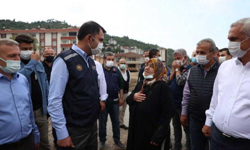 Kastamonu, Sinop ve Bartın'da 952 konut ve 170 köy evi inşa ediliyor