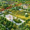 Bartın'a 92 bin metrekarelik millet bahçesi