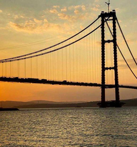 1915 Çanakkale Köprüsü için geri sayım başladı