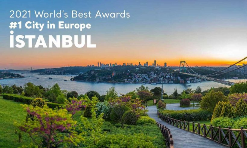 Avrupa'nın 1 numaralı şehri seçildi