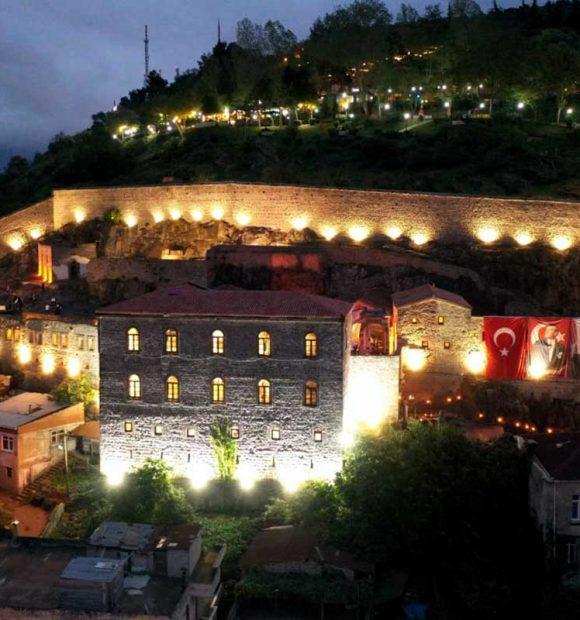 Tarihi manastır ziyarete açıldı
