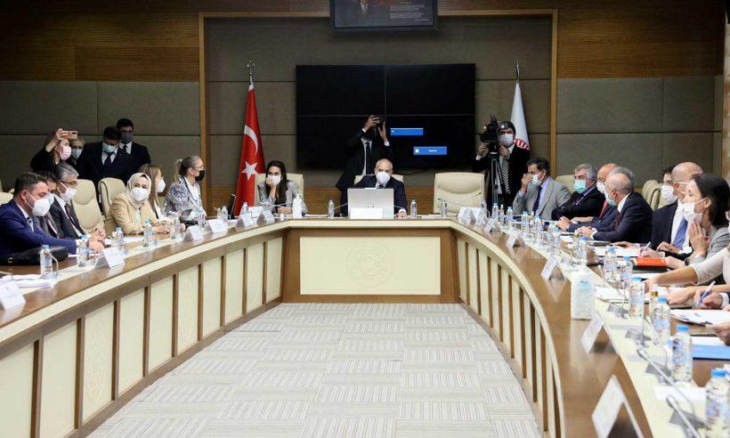 Paris İklim Anlaşması'na ilişkin kanun teklifi komisyonda kabul edildi